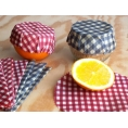 Bee wraps Rond  x 3 Spécial Yahourts & fruits