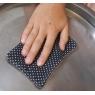 3 éponges plates zéro déchet recyclables