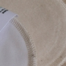4 coussinets d'allaitement lavables