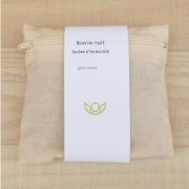 Les sachets d'herboriste pour oreillers naturels