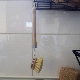 Brosseà vaisselle en bois ZD
